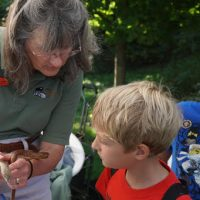 October '17 Speaker: Beth Girard; Lizards: What They Do and How They Do It!